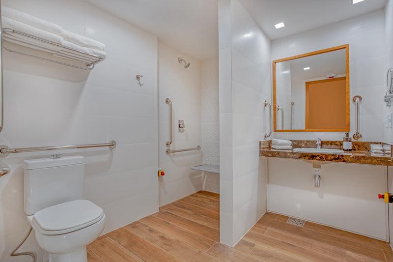 banheiro adaptados para pessoas deficientes