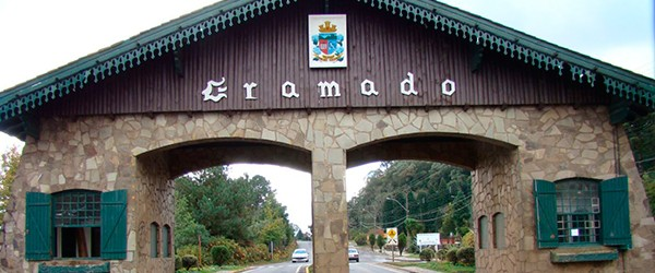 Portal da Cidade de Gramado
