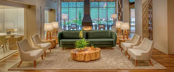 Segundo Lobby do Resort Wyndham Gramado