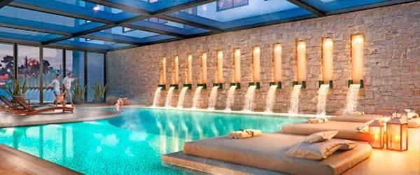 Piscina do Gramado Exclusive Resort