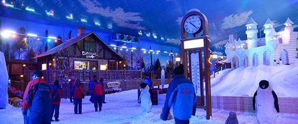 Parque temático Snowland
