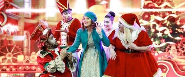 Teatro do Natal Luz de Gramado