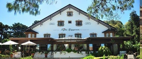 melhor hotel de Gramado