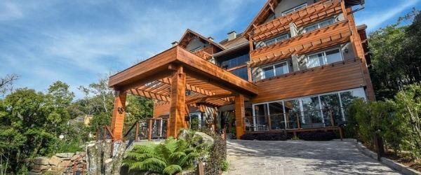 Hotel Refúgio da Montanha