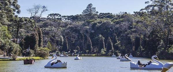 Dia dos Namorados pede um passeio pelo Lago Negro, em Gramado