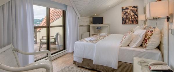 A Suíte Wish, a mais luxuosa do resort